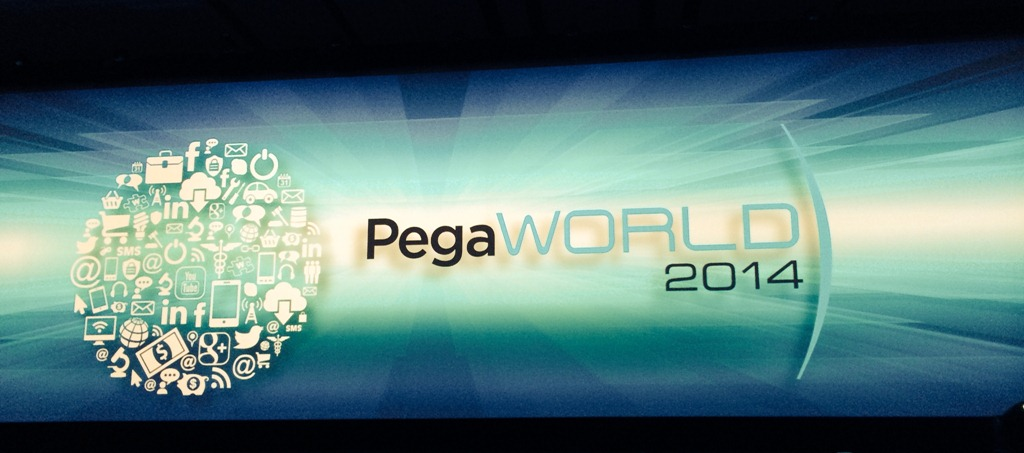 PegaWorld 2014 – Getting really serious about business technology